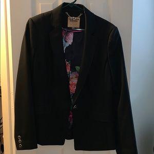 Ted Baker | floral blazer jacket